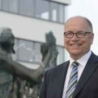 Albrecht Kündiger, Bürgermeister Kelkheim